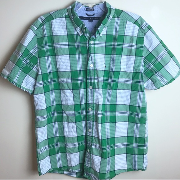 Tommy Hilfiger Other - EUC Tommy Hilfiger Classic Fit Button Down Large